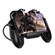 H5 Phone Gamepad Controller For PUBG Joystick Gamer Android Game Pad L1R1 controller for iPhone Xiaomi With Cooling Fan