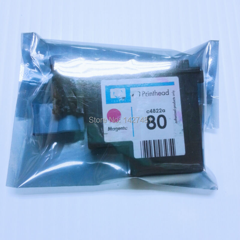 ФОТО Remanufactured printhead for hp 80 C4822A for HP80 print head for hp Designjet 1000 1050c 1055cm printer