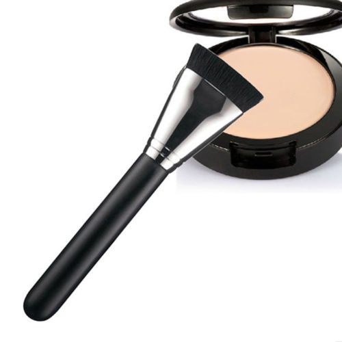 1PC Professional Cosmetic 163 Flat Big Contour Face Podwer Foundation Blend Makeup Brushes Tools