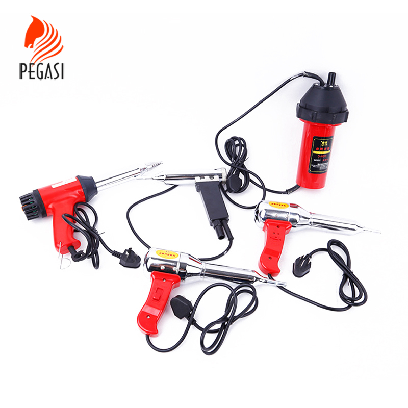 PEGASI 220V Industry Heat Gun Hot Air Gun Adjusting Temperature Electrically Heated Soldering And Welding Power Tools