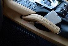 For Porsche Cayenne 2011-2016  Accessories Interior Center Console Armrest Storage Container Pocket Organizer Holder Box 2pcs