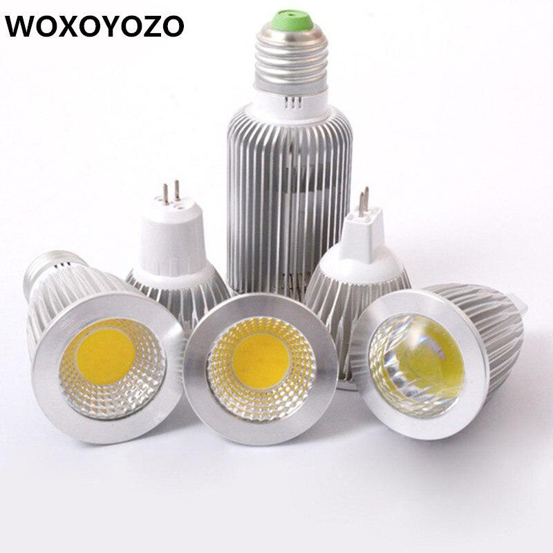 DZ5 Ultra Bright 3W 5W 7W AC85~265V E27 E14 GU10 <font><b>MR16</b></font> <font><b>12V</b></font> <font><b>LED</b></font> Bulbs Spotlight COB <font><b>led</b></font> Lamp Bulbs Light Bombillas Lamparas