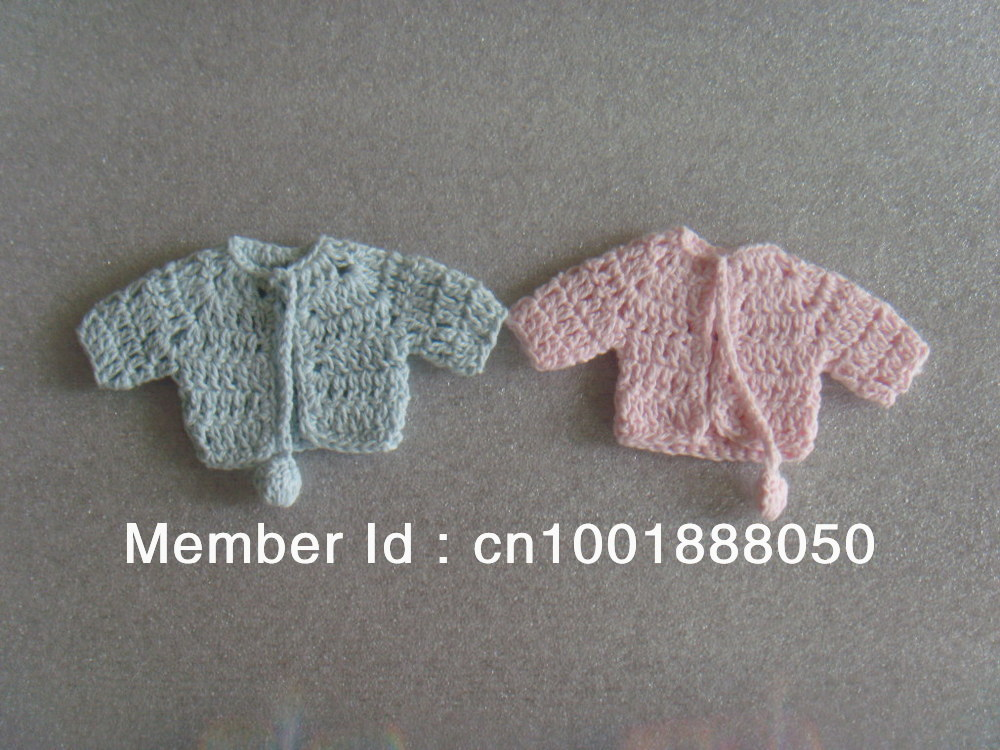 Aliexpress.com : Buy Baby Shower Favors Baptism Favors Mini Knitted Clothes  Mini Crochet Clothes From Reliable Clothes Hoodie Suppliers On Daffodil ...