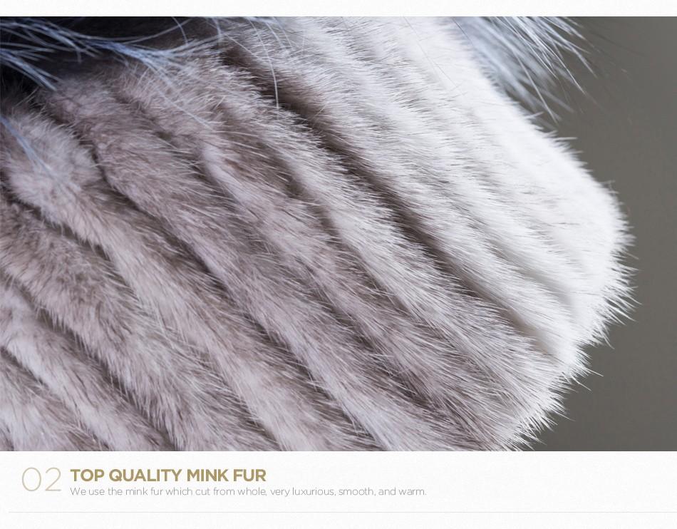 fur woman winter hats PCM012 (6)