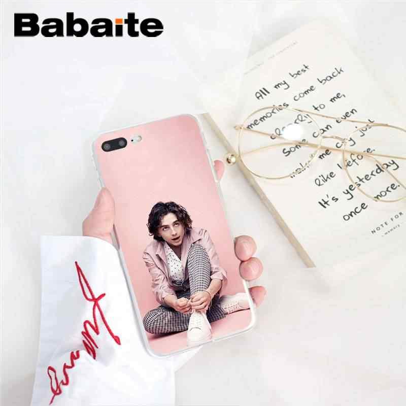 Babaite Chiamata Mi da Il Vostro Nome di Lusso Dal Design Unico PhoneCover per iPhoneX XSMAX 6 6S 7 7 più 8 8 più di 5 5S XR 10 11 11pro 11promax