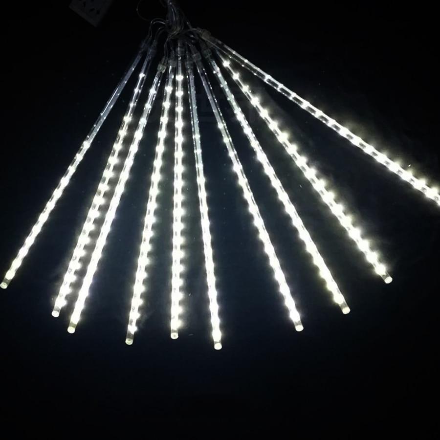 Tubes Chuveiro de Chuva LED Branco Quente