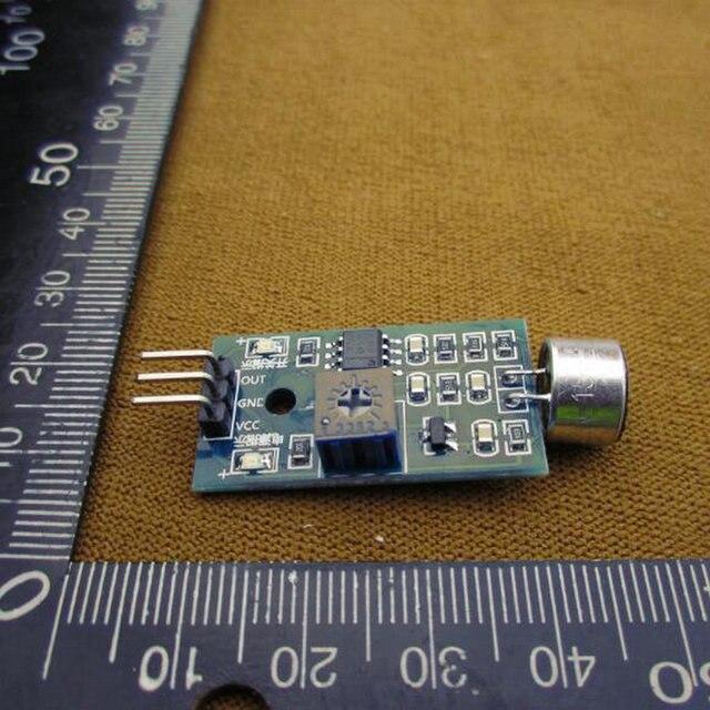 Sound Detection Sensor Module Sound Sensor Intelligent Vehicle