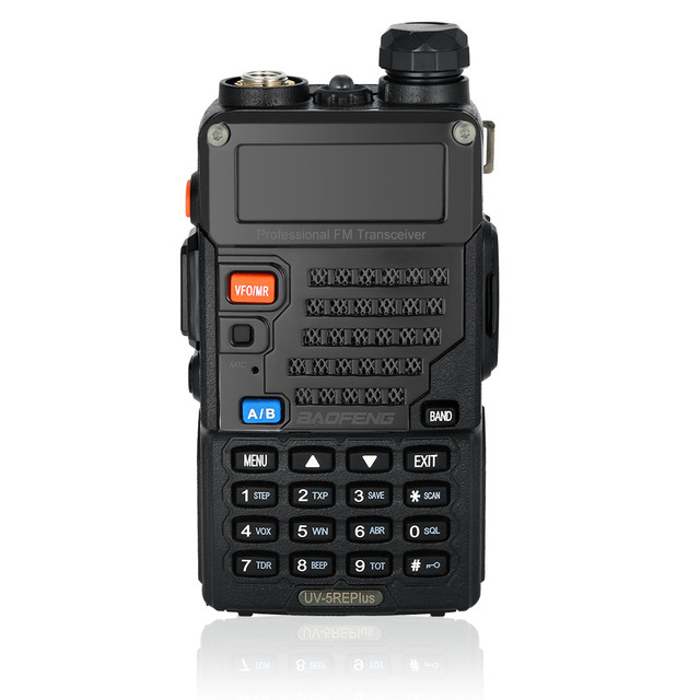 BaoFeng UV-5RE Plus Talkie Walkie 128CH Dual Band VHF 136-174MHz&UHF 400-520MHz Transceiver Two Way Radio Portable Interphone