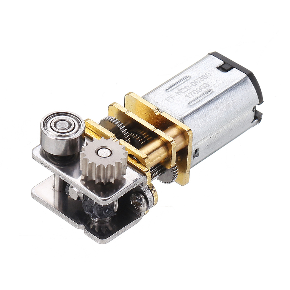 N20 DC12V 11RPM Right Angle Output Metal Gearbox Micro Gear Motor for 3D Pen  GM12YN20-3DPN20 DC12V 11RPM Right Angle Output Metal Gearbox Micro Gear Motor for 3D Pen  GM12YN20-3DP