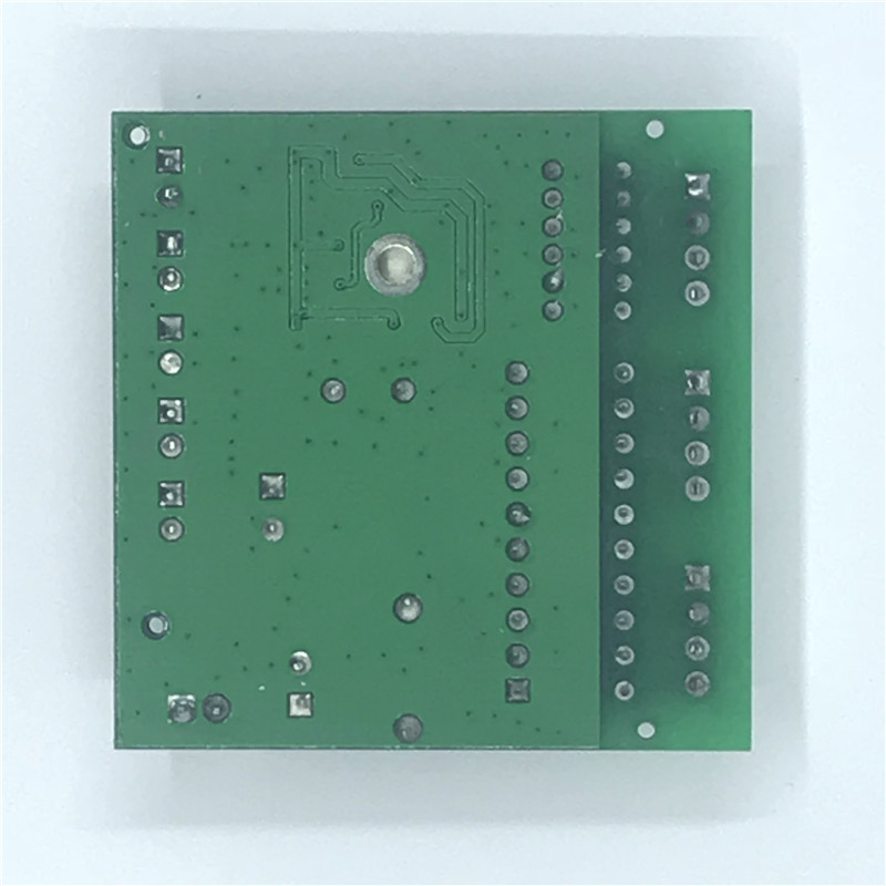 Image 3 - OME 3 Ports Switch module PCBA 4 Pin Header UTP PCBA Module with LED Display Screw hole positioning Mini PC  Data OEM Factory-in Network Switches from Computer & Office