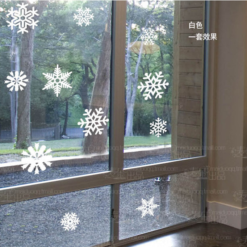 Aliexpress Com Buy Free Shipping Snowflake Window Glass