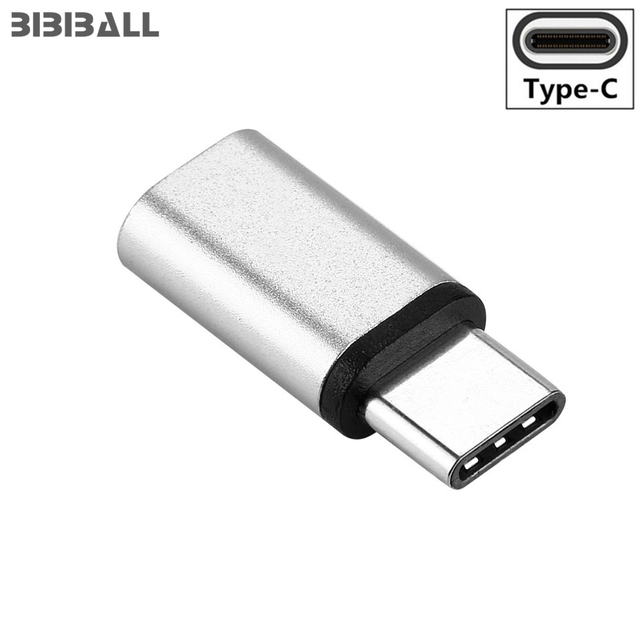 US $0 82 25% OFF|2pcs Type C Adapter for huawei p20 lite mate 10 pro Vernee  v2 pro Mars , Apollo Lite Oneplus 6 Micro USB to USB C Adapter Type c-in