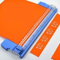 A3 Precision Guillotine Paper Photo Card Cutters Arts Crafts Rotary Trimmer Cutting Machine