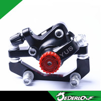 Aluminum Alloy Disc Brake Outdoor Cycling MTB Mountain Bicycle Rear Disc Brake Mechanical Caliper Bicycle Parts
