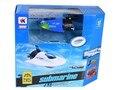 Crea juguetes mar estrella del ala 3314 3CH 27 / 40 Mhz Mini RC submarino juguete electrónico de Control remoto para niños