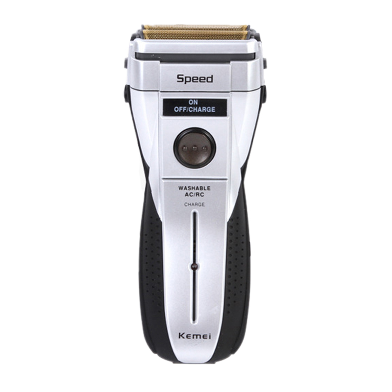 kemei rechargeable electric shaver 3D floating beard shaver electric razor men shaving machine trimmer face care kemei professional electric razor shaver for men brand electric shaver beard hair trimmer rechargeable razor shaving machine