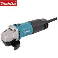 Makita Семейные расходы 540 Вт угловой шлифовальный станок для резки измельчитель электроинструментов M0900