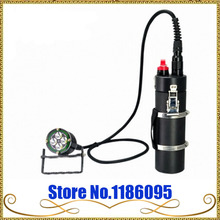 ARCHON DH40 flashlight Canister Diving Light XM-L2 LED 4000lm 200M waterproof underwater Rechargeable Dive Torch