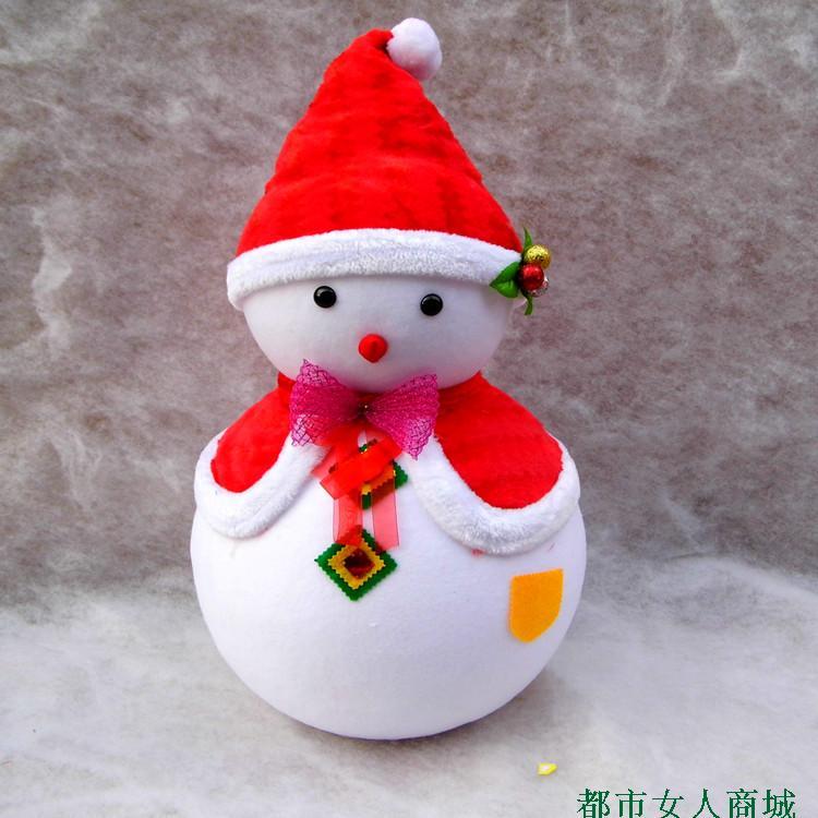 Large Snowman Decorations