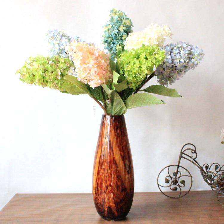 Schöne Künstliche hortensien, dekoration faux silk blumen, hochzeit ...