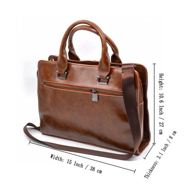 ca12716d4729 Купить WESTAL Горячая распродажа сумка мужская натуральная кожа через плечо сумки  мужские мужская сумка мужская портфель мужской деловой кожаные по.