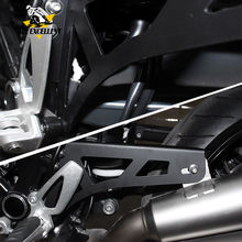 For 2014-2016 BMW R Nine T R9T 2015 Motorcycle Stainless Steel Exhaust Muffler Pipe Bracket Mount Holder kemimoto for bmw exhaust bracket fit for bmw r nine t 2014 2015 2016 2017 motorbike accessories