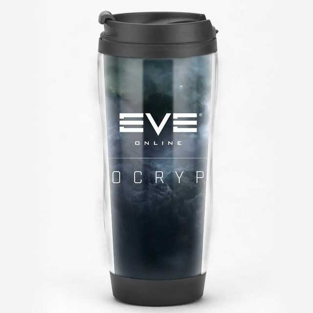 Eve Online Collectiable Travel Mug Ccp Gift Coffee Cup