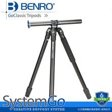 wholesale DHL Tripod Benro SystemGo GA257T professional SLR digital photography aluminum tripod transversely все цены