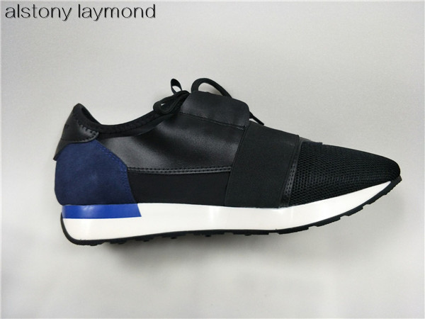Alstony laymond marque printemps automne homme sneakers chaussures de sport 2018 mode respirant coureur course homme chaussures plates grande taille