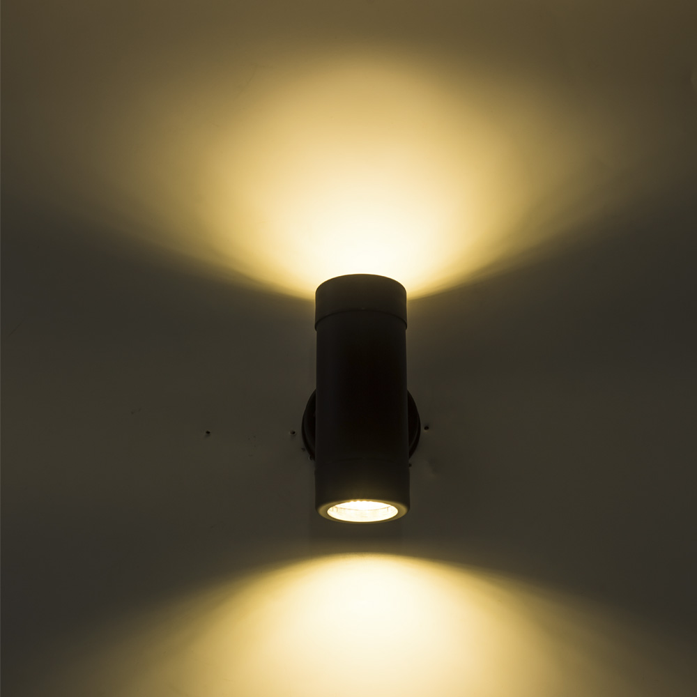 Modern Outdoor Waterproof IP65 Wall Lamp LED Wall Light Indoor Sconce Decorative lighting Porch Garden Lights Wall Lamps modern villa porch light led wall light outdoor waterproof ip54 modern porch light led indoor outdoor wall lamps garden lamp