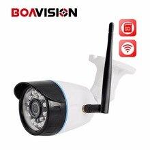 HD 720P 1080P Wifi IP Camera 960P Outdoor Wireless Onvif P2P CCTV Surveillance Bullet Security Camera TF Card Slot APP CamHi