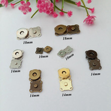 5PCS/lot  High quality hand sewing Club Super Magnet buckle bags and clothing buttons