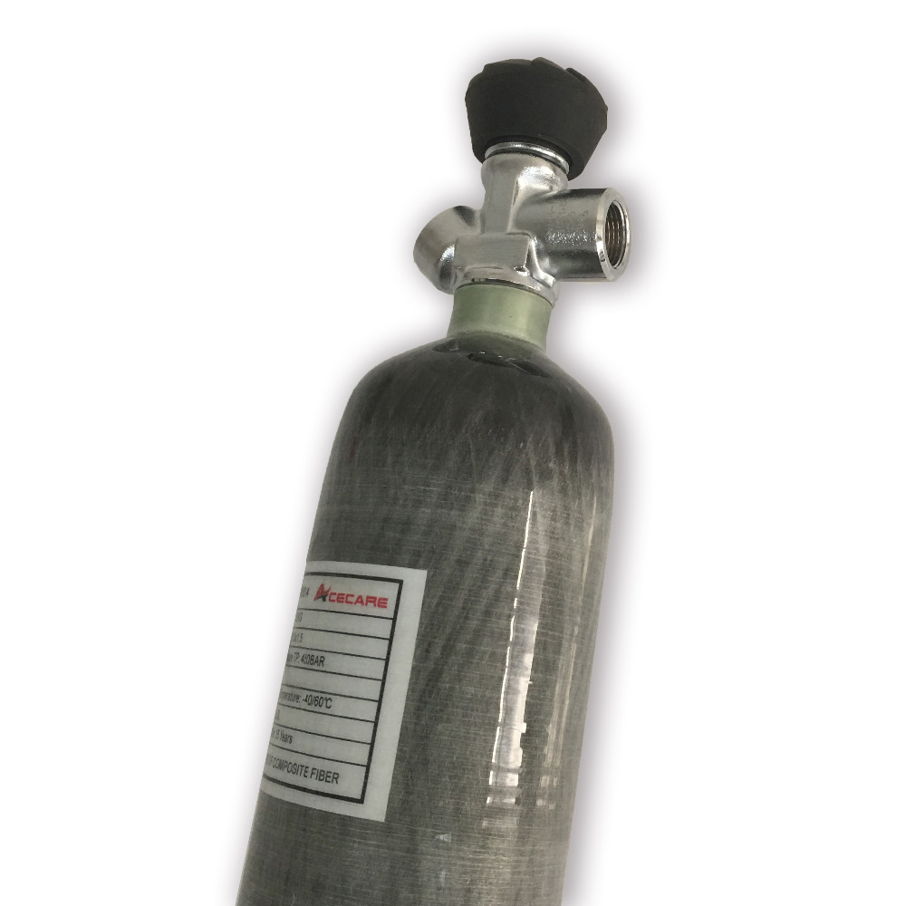 AC10231 Mini Scuba 2L CE 300Bar Composite Gas Cylinder Full Set Comressed Air For Pcp Paintball Tank Buy China Direct Acecare