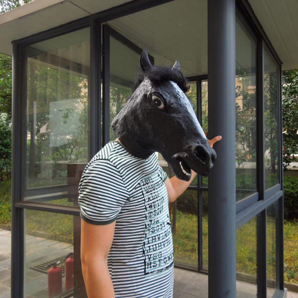 Popular Horse Head Mask for Sale-Buy Cheap Horse Head Mask for ...