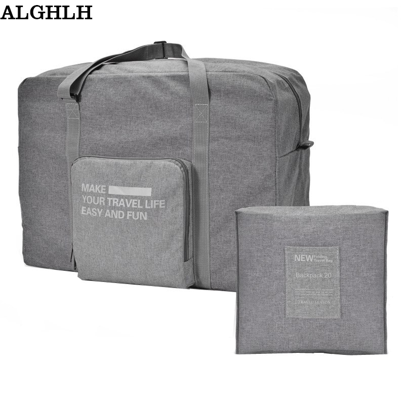 ALGHLH Casual Travel Bags Clothes Luggage Storage organizer Collation Cases Suitcase Accessories Supplies Item Stuff Product