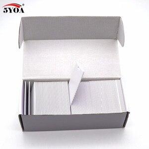 Image 4 - 10 ชิ้น EM4305 T5577 หนา Blank Card 1.8 มิลลิเมตร RFID Chip 125 กิโลเฮิร์ตซ์สำเนา Rewritable Writable Rewrite Duplicate 125 กิโลเฮิร์ตซ์