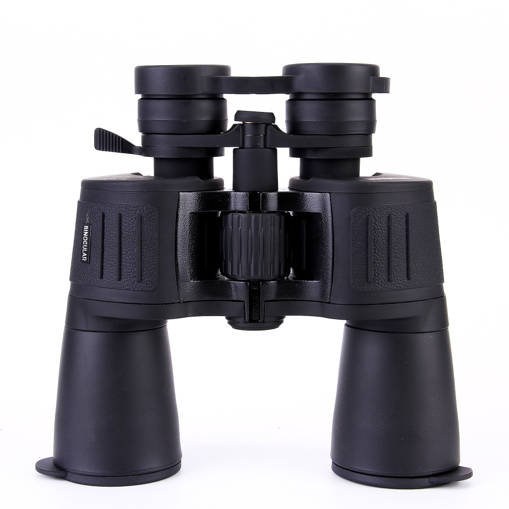 8-24x50 Power Zoom Binoculars for Hunting Sports Professional Low Light Night Vision Telescope Spyglass High Quality цена и фото