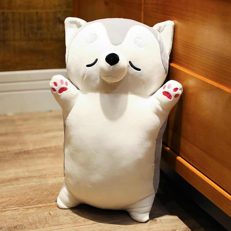 Горячая Новинка 1 см шт. 50 см/см 70 см плюшевая мягкая собака большие игрушки Шиба ину собака кукла милые животные Дети подарок на день рождения поюшевый корги подушка