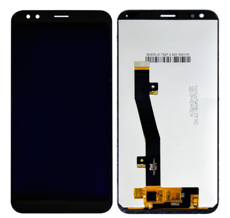 High Quality white 5.7 inch For Infocus Vision 3 Full LCD DIsplay + Touch Screen Digitizer Assembly Replacement Free Shipping high quality tested repair for xiaomi redmi 3 lcd display and touch screen digitizer replacement phone assembly with tools