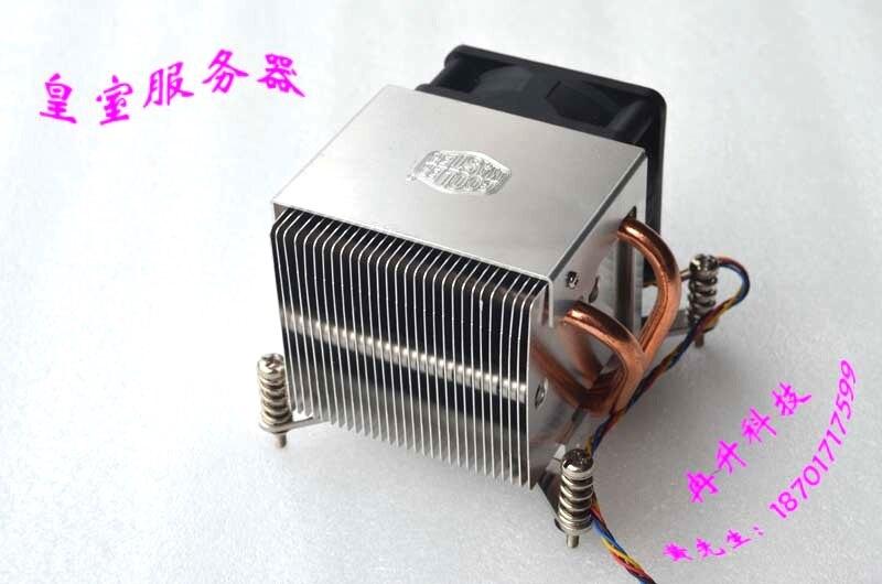 все цены на FOR x58 motherboard 1366 2U server heatsink+cooling fan 4lines онлайн