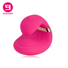 WOWYES Ring vibrator Clitoris stimulate massager Female masturbation Adult supplies Sex Product for Women
