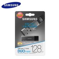 Samsung USB C 64gb Pendrive Disk on key Memory Stick Metal USB Flash Drive DUO USB Type C 200MB/S OTG 64GB for Laptop Notebook