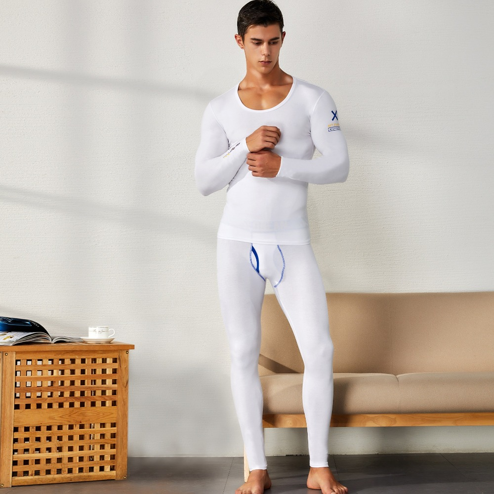 c8a9748570f450 Detail Feedback Questions about SEOBEAN 2019 WINTER AUTUMN NEW Men's sexy  SOLID Long johns Low Rise Thermal Underpants leggings and top set on ...