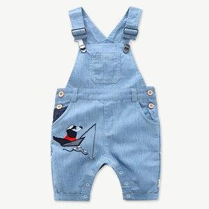 Image 4 - Newborn Clothes Toddler Boy Hat Romper Clothing Baby Set 3PCS Cotton Bib Long sleeved Jumpsuit Suit Boys Fashion Outfit 3 6 24M