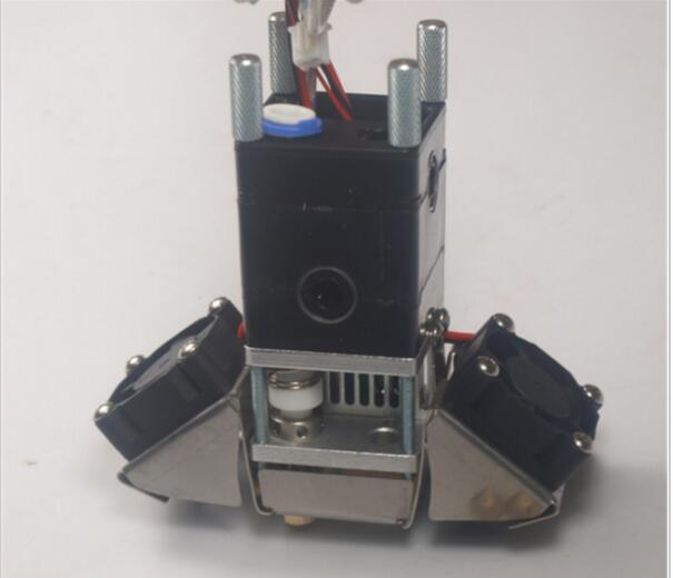 1.75/3mm Ultimaker 2 Extended 3D printer parts Ultimaker 2+ Extended Olsson block nozzle full hotend kit