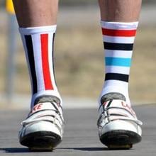 Compressprint Men Cycling Socks Men Outdoor Mount Sports Wearproof Bike Footwear
