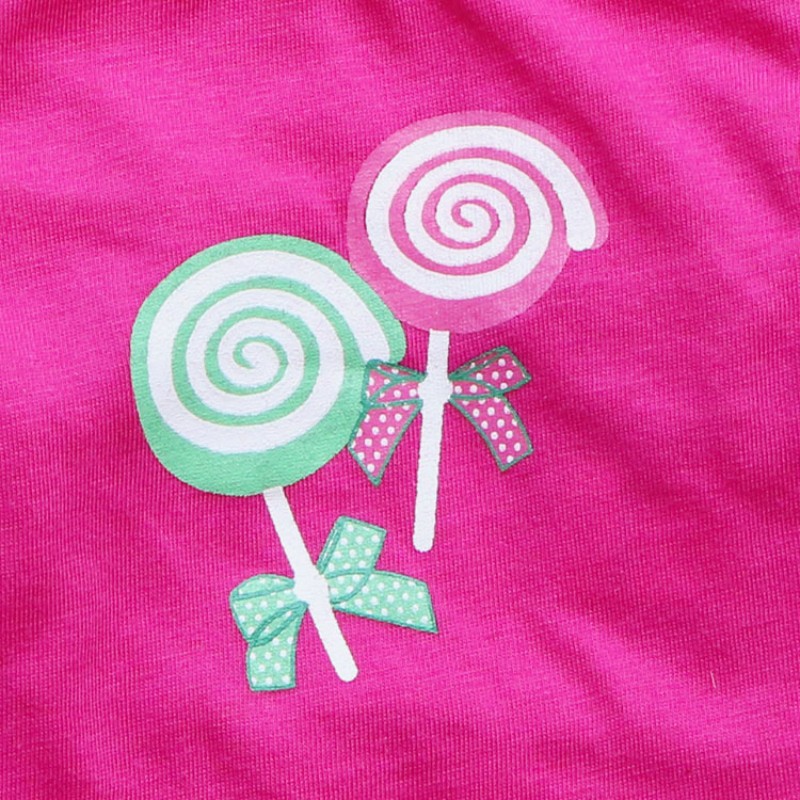 Cute New Fashion Lollipop Pattern Dog Cotton Shirt Sweater Soft Vest Pet Supplies Vest Jacket Sweater Clothing Warm