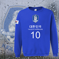 South Korea nation team hoodies men sweatshirt sweat suit streetwear socceres jerseyes footballer tracksuit Korean flag fleece