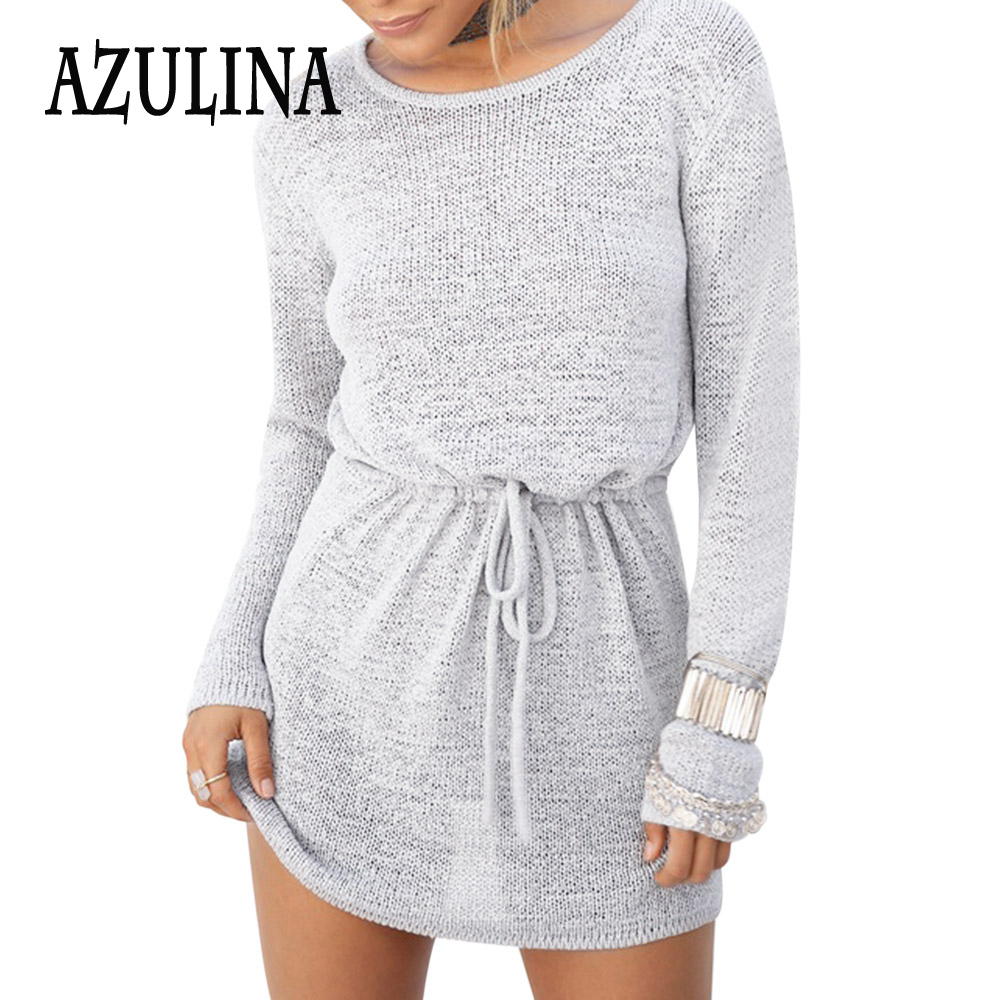 AZULINA Women Loose Backless Mini Beach s