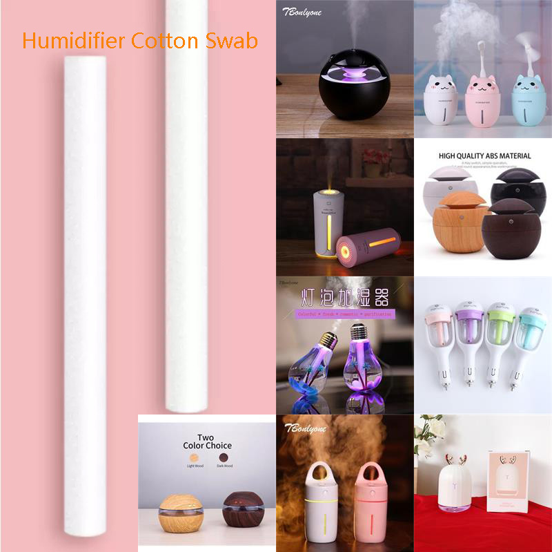 TBonlyone 5 Pieces/bag Filters Oil Ultrasonic Aroma Diffuser Air Humidifier Replacement Parts  Car Humidifier Parts